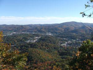 Boone_NC_-_aerial